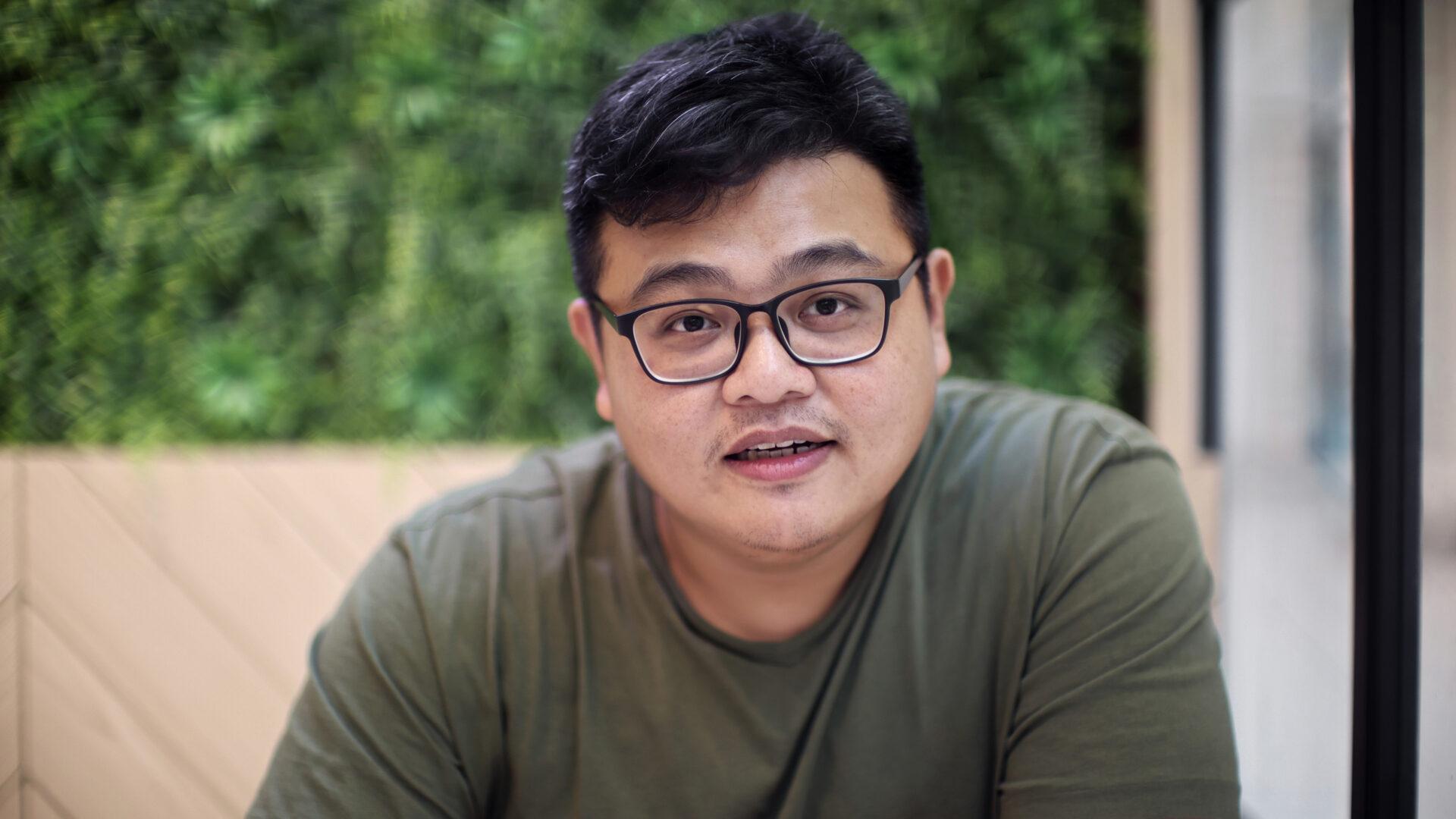We Jun @ John Cho